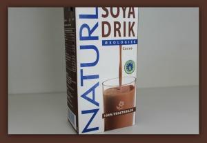 sojakakaomælk fra Naturli'