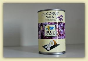 kokosmælk på dåse