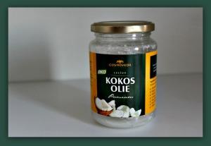fedt fra kokos - kokosolie