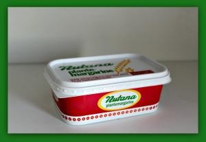 vegansk smør - plantemargarine fra nutana