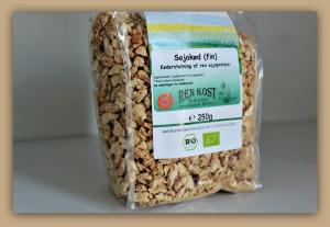 vegansk oksekødssmulder af soja