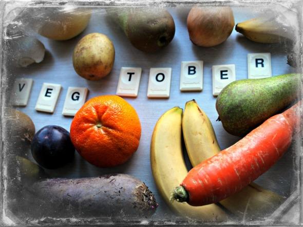 Vegansk måned, udfordring, vegan challenge