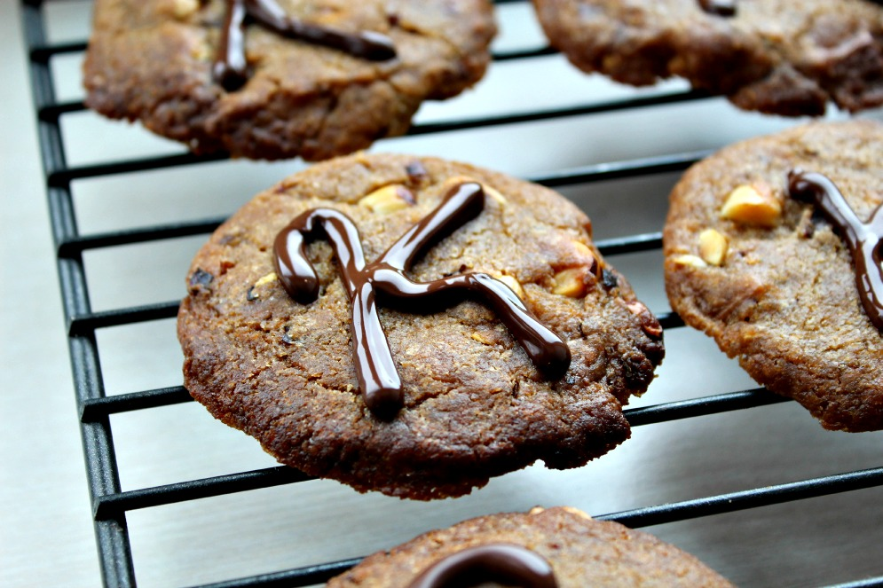 chokolade vegansk, cookies