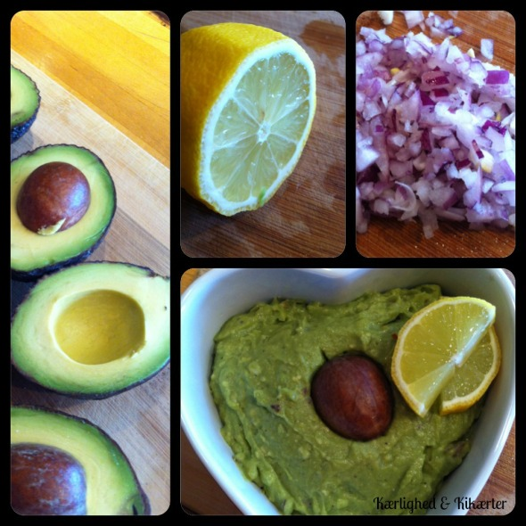 mexikansk, avokado, dip