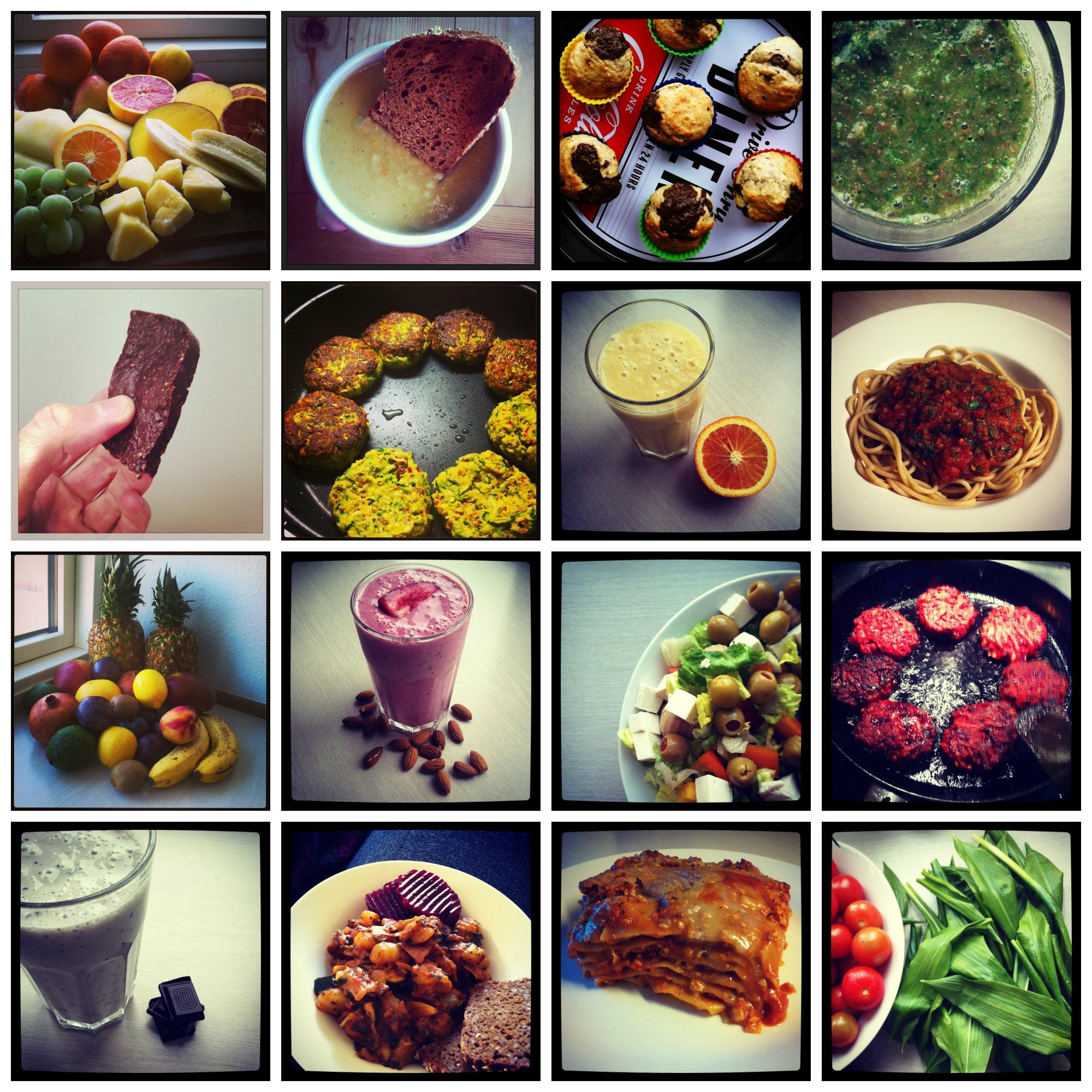 vegansk, aftensmad, billeder, inspiration