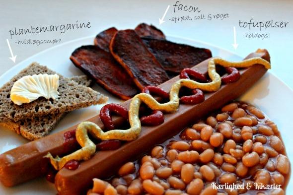vegansk junkfood, tømmermandsmad, fastfood