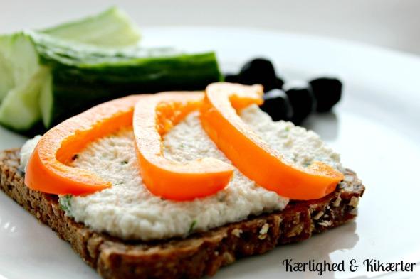 Ost uden mælk, laktosefri, frokost, pålæg