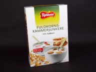 Laktosefri? Jep! Veganske? Jep! Kammerjunkere til din kolde skål.