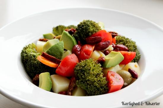 fitness, sundhedm træning, kost, helse, salat