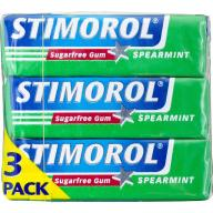 Stimorol Spearmint.