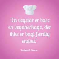 """Hvis man er """"etisk vegetar"""", så er man på vej mod at blive veganer. Der er ingen moralsk forskel på at støtte dyremishandling gennem at købe dyrs døde kroppe (""""kød"""") eller deres modermælk. Begge er lidelsesprodukter, der frarøver et individ sin ret til et liv i frihed. Der er nok endda mere lidelse i mælkeindustrien, end der er i kødindustrien. Køerne lever længere og lider længere. De gøres gravide flere gange, får stjålet kalven hver gang, som bliver dræbt eller får samme skæbne, de malkes unaturligt meget og får smerter i yveret, de holdes indespærret, de betragtes som produkter og i sidste ende bliver de dræbt og spist. Og nej, der er absolut intet i modermælk fra andre arter, som du nødvendigvis skal have. Selvfølgelig ikke. At vælge vegansk er let, når først du er bevidst om konsekvenserne af dine valg. Vær sød at vise medfølelse."""