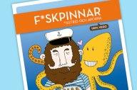 Fiskepinde på vegansk fra Astrid og Aberne. De kan købes i A&A's egen butik og Kvckly Nørrebro i København, i Sverige samt i Ana Frugt og Grønt i Aarhus.