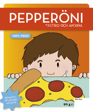 Pepperoni fra Astrid & Aberne. Findes i SuperBrugsen.