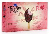 Tofuline-is kan købes i Rema.