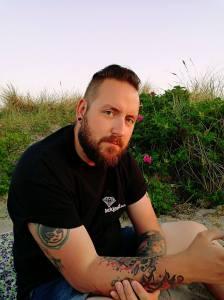 Lars deltager i Marts med Medfølelse 2017.