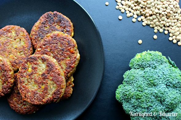 Linse Kessler, vegetar, bøffer, vegansk