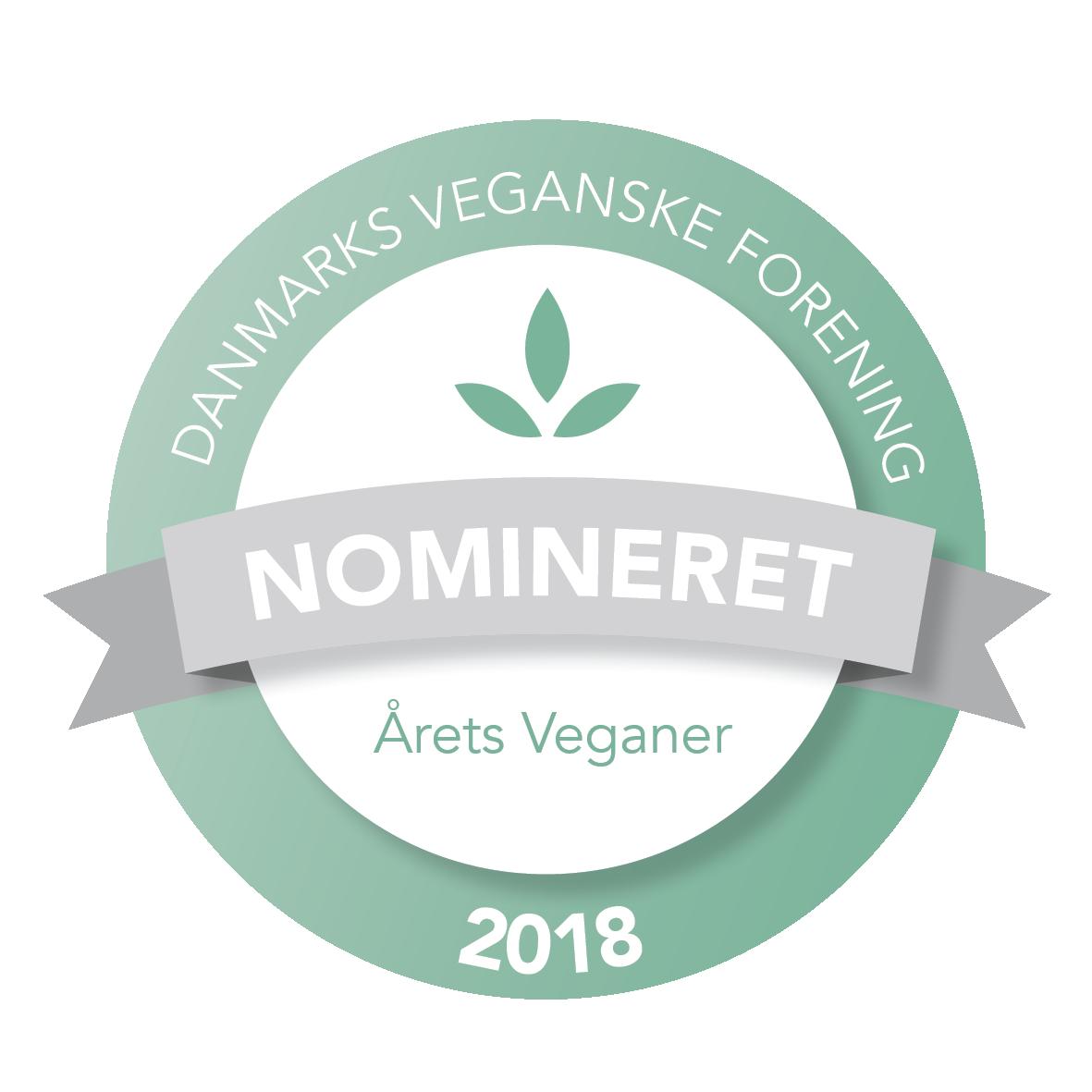 årets veganer